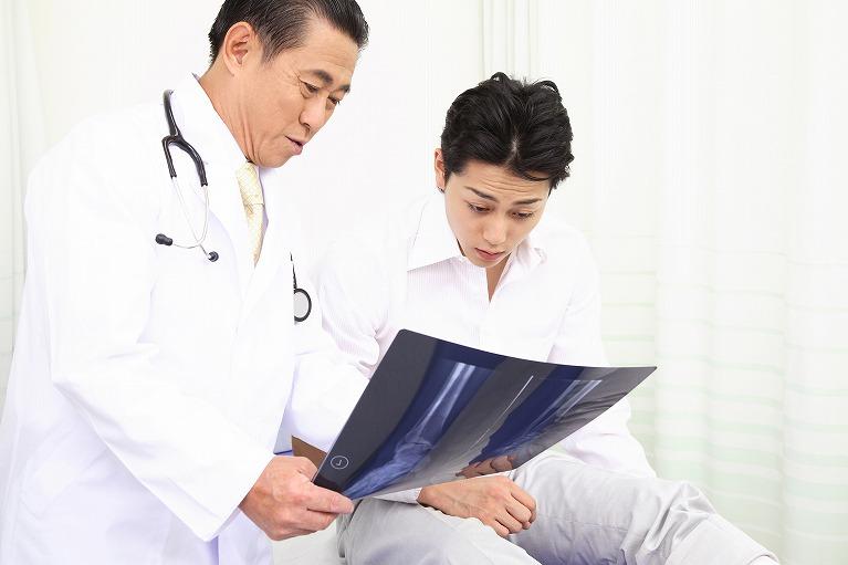 2.医師の診察を受ける